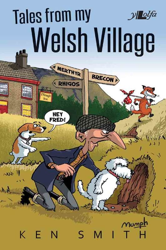 Llun o 'Tales from my Welsh Village (ebook)' 